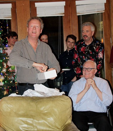 Chancel Rehearsals & Christmas Party with Howard Goodall