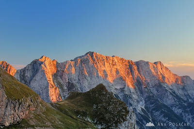 In the Julian Alps - Sep 21, 2010