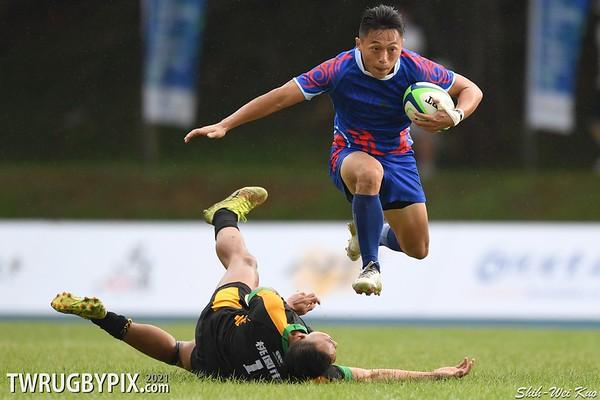 2021年全國運動會橄欖球7人制(Taiwan National Athletic Games_Rugby 7s)
