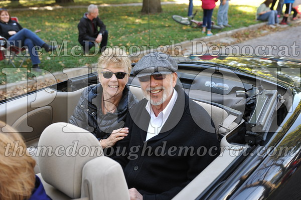2015 Homecoming Parade 10-16-15