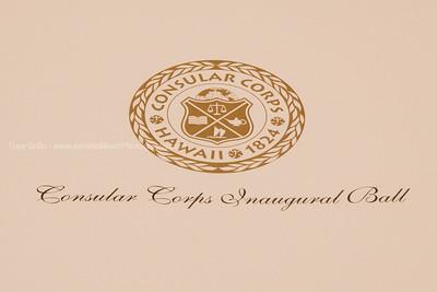 Consular Corps Inaugural Ball