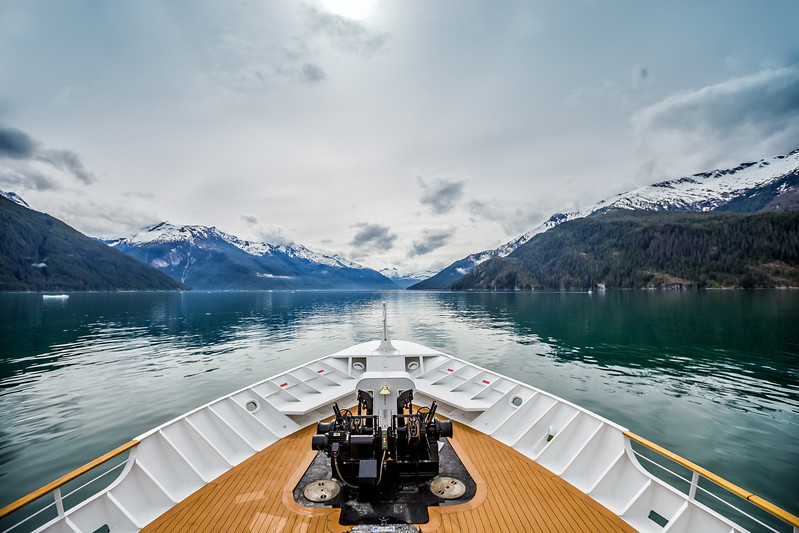 Inside Passage Cruise Alaska UnCruise