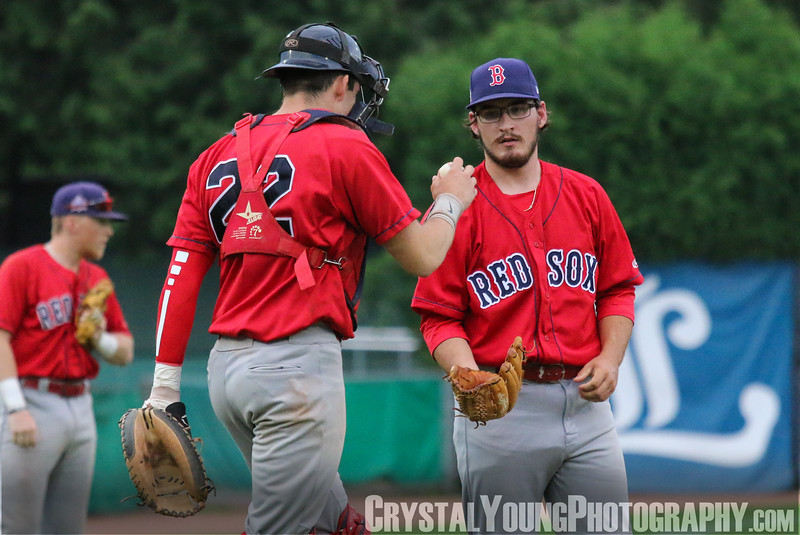Brantford Red Sox at London Majors July 31, 2018