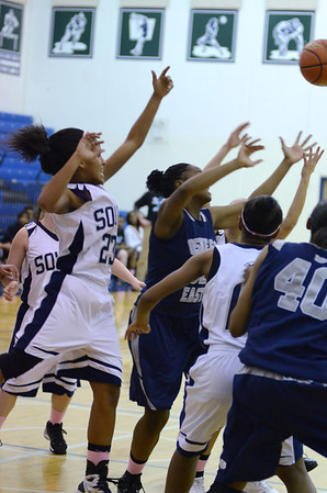 Oswego East girls varsity Vs Plainfield So. 2012