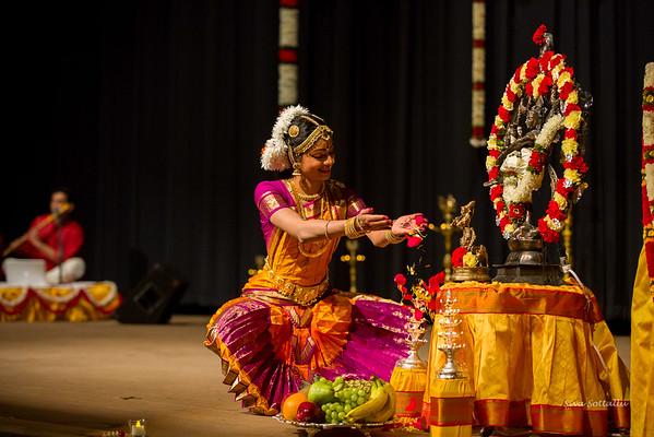 Aishwarya Jayapal Arangetram