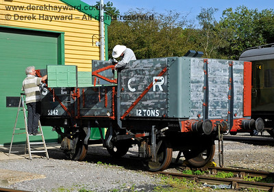 Goods Wagons and other Non-Passenger Stock