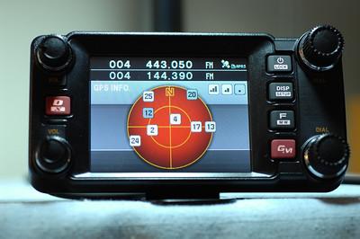 Yaesu FTM-400D