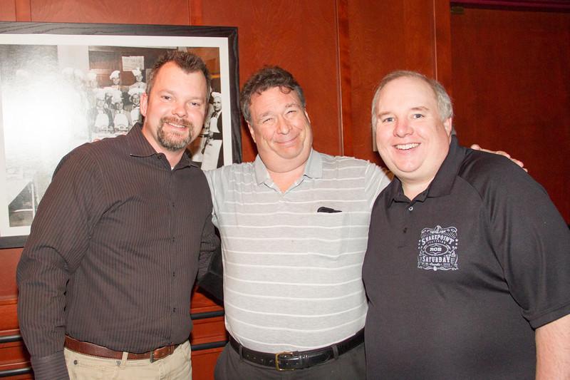 Joe, Gary and Rob