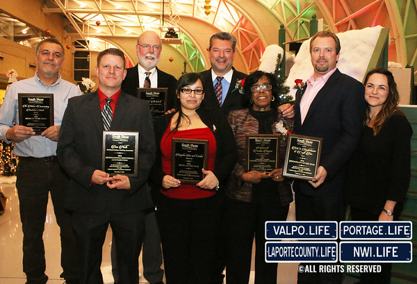 South Shore Convention & Visitors Authority Annual Holiday Reception 2016