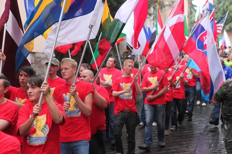 World Carp Classic 2013 parade 7849