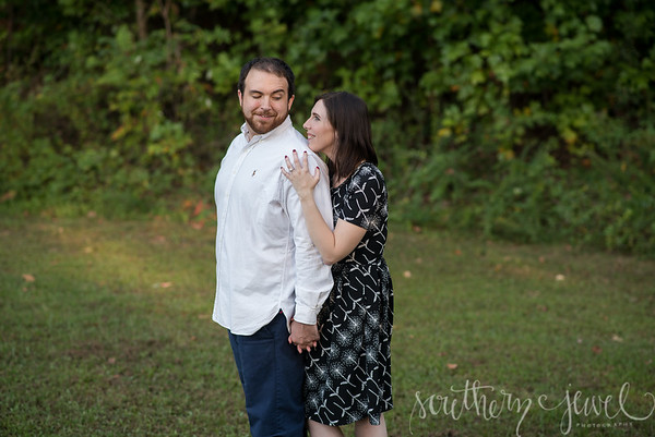 Jarrod and Katherine Engagement