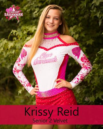 CS- Krissy Reid (S2 Velvet)