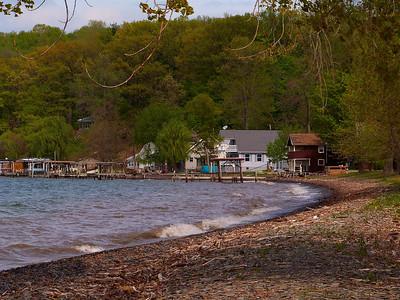 Seneca Lake, NY &  Watkins Glen Gorge Park