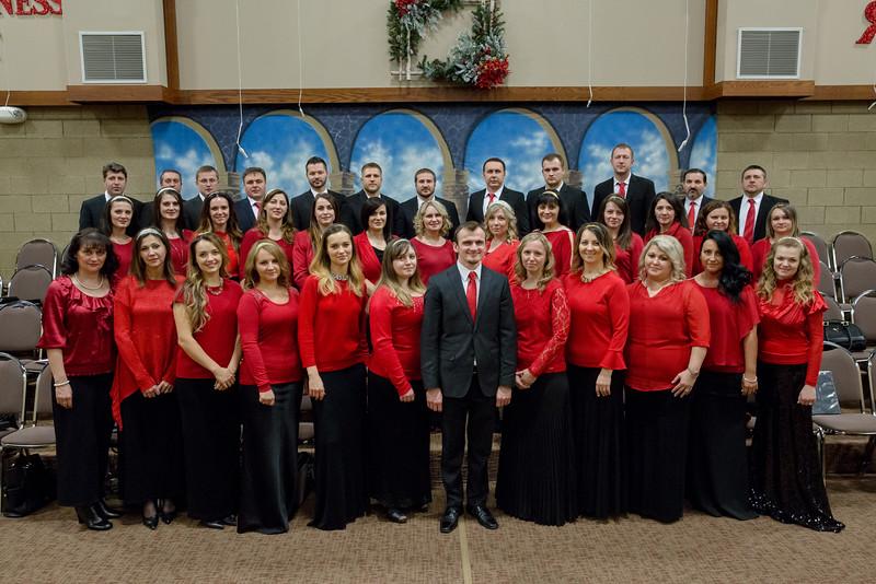December 25, 2016   3rd Choir