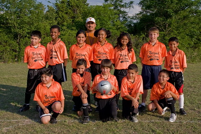 Spring 2009 - NYS Soccer - Tigers