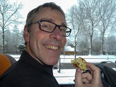 Groet uit Schoorl Run February 2013