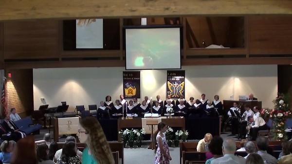2011-04-24 St Thomas Service
