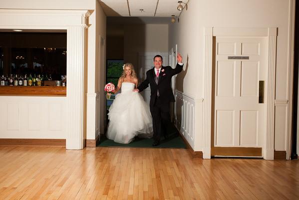 Cegielski Wedding Reception