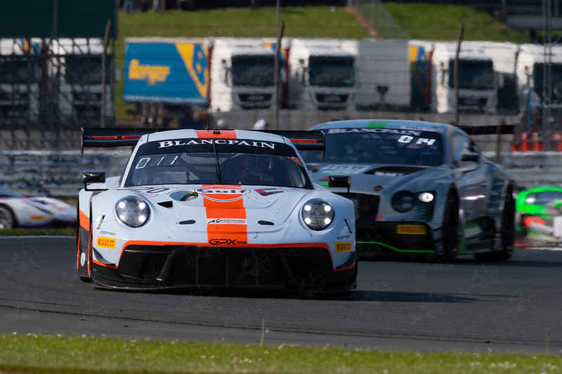 Blancpain GT Series Endurance Cup Silverstone Race ©2019 Ian Musson. All Rights Reserved.