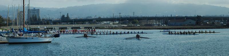 Berkeley High Crew - Battle of the Bay