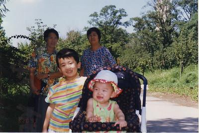 99年晴晴在北京