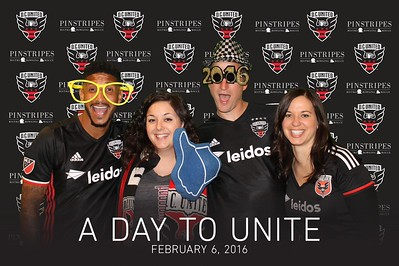 D.C. United's A Day To Unite 2016