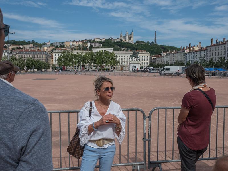 Lyon tour
