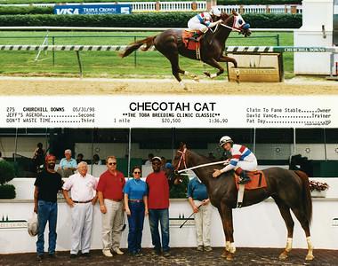 CHECOTAH CAT - 5/31/1998