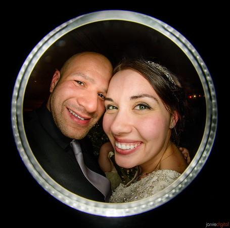 Jarvie Window at Calgary Wedding