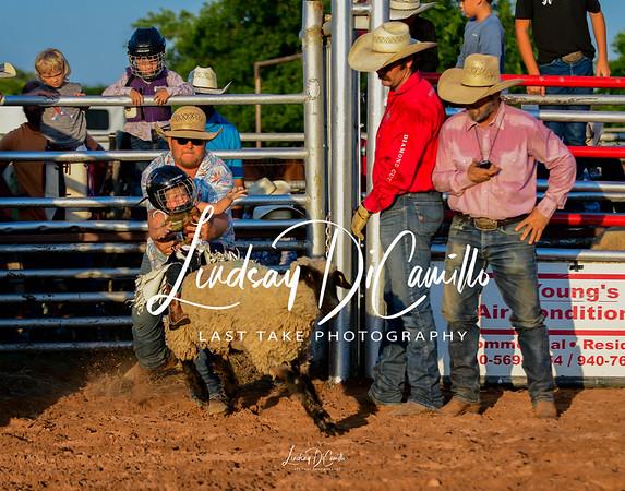 Burkburnett Boomtown Rodeo Friday June 11th 2021
