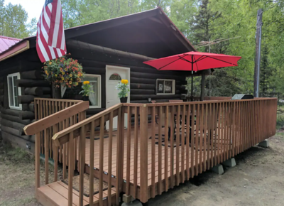 Palmer Cabin