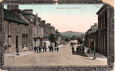 Dufftown Postcards