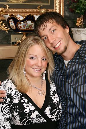 Melia & Steven's Engagement Portraits