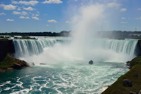 Niagara Falls & Ft. Niagara