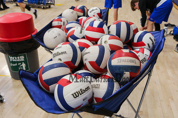2019-4-17 WHS Boys Volleyball vs Salem