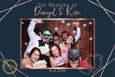 Danyal & Kim's Wedding