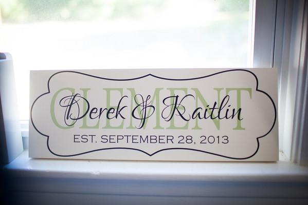 Kaitlin + Derek Wedding | 09.28.13