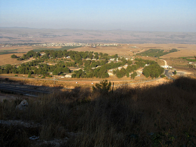 09-Looking east from Safed