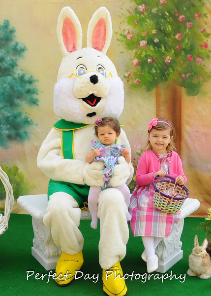 2014 Swedesboro-Woolwich and South Harrison Easter Bunny Pictures