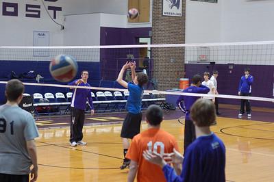 2011 Freshman Volleyball vs Centerville