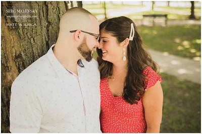 Matt & Erica
