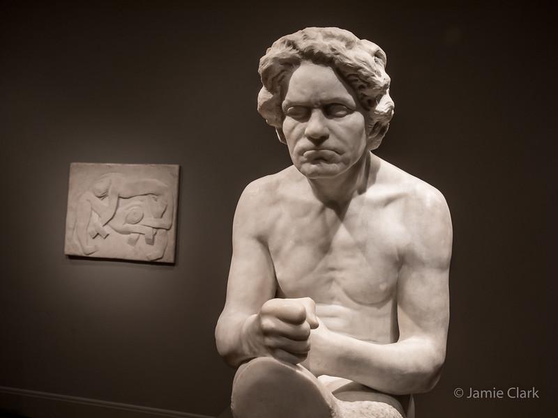 Boston Fine Arts Museum - Winter Break in Boston 2016-17