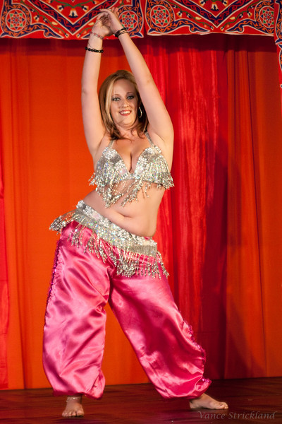 Austin Belly Dance Convention 2009 - Open Stage - Set 3
