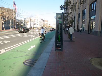 San Francisco Bike Counter