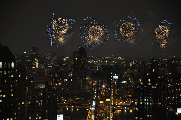 July 4th 2012 Fireworks