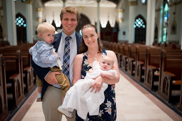 Annabelle's Baptism