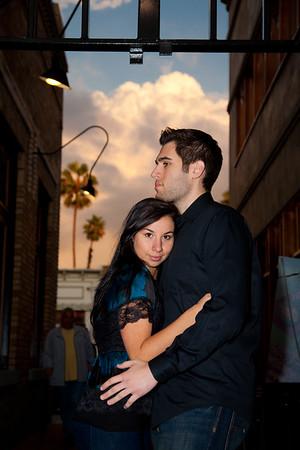 Nathalie and Sean