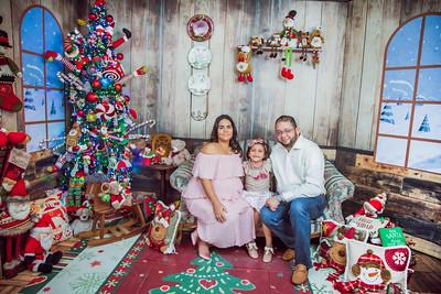 42. Sesión Familiar de Brenda Navidad 2019