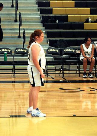 Basketball Freshman Girls vs Youngker 1/29/2010
