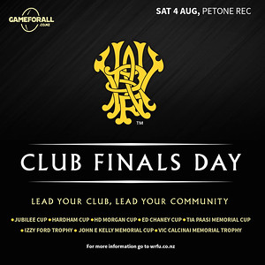 20180804 - Club Rugby Finals 2018